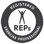 Register of Exercise Professionals Logo